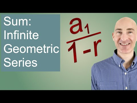 Sum of Infinite Geometric Series