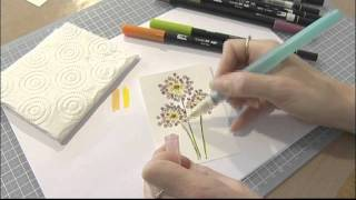 Creative Crafting - Colouring Techniques