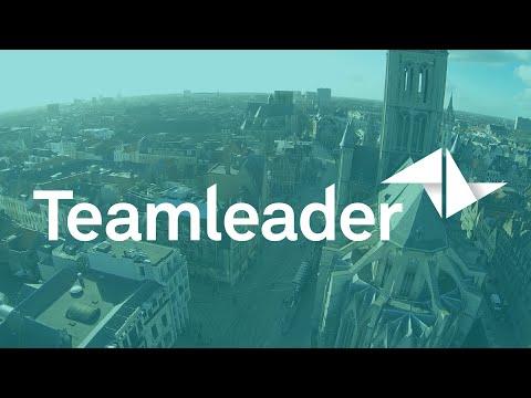 Maak kennis met Teamleader!