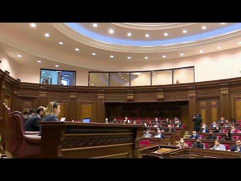 В Армении 20 июня пройдут внеочередные выборы в парламент.