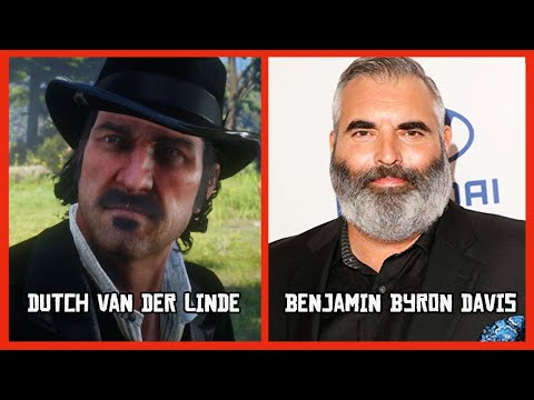 Characters and Voice Actors - Red Dead Redemption 2