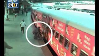 Women Dead After Trying To Catch a Running Train in Mysore - Suvarna news