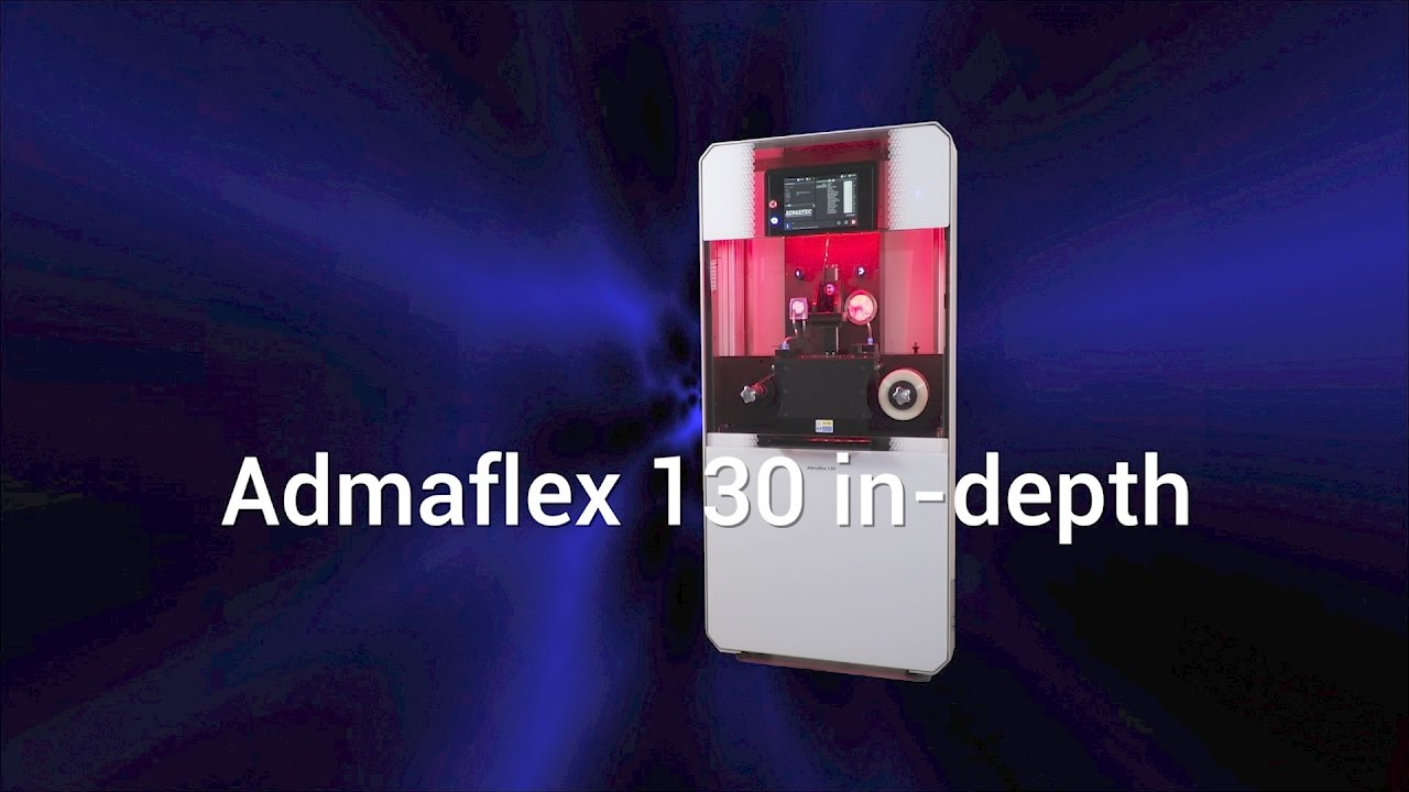 In-depth with the ADMAFLEX 130