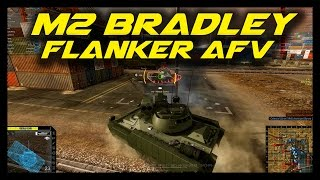 armored warfare m2 bradley gameplay amazing flanker tier 6 usa afm armored fighting vehicle