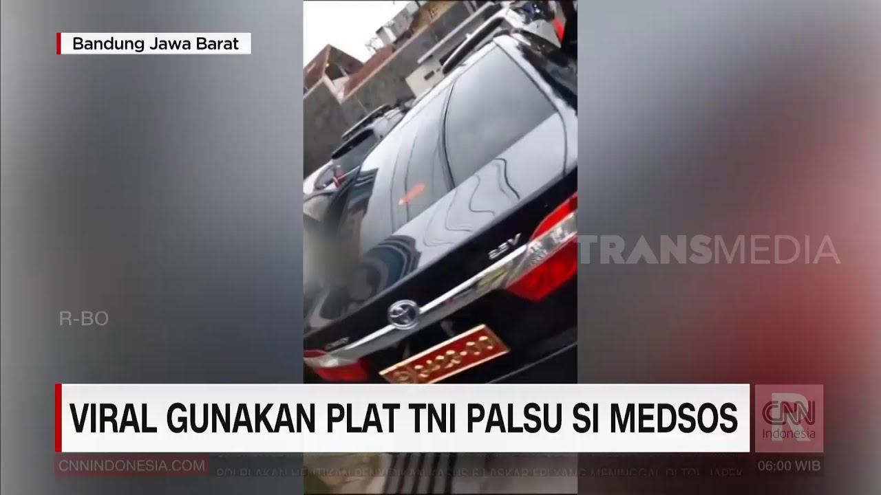 Viral Gunakan Plat TNI Palsu | REDAKSI PAGI (05/03/21)