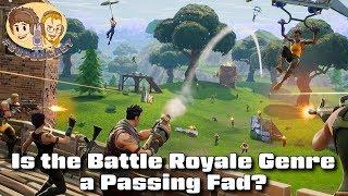 Battle Royale Genre a Passing Fad? #CUPodcast