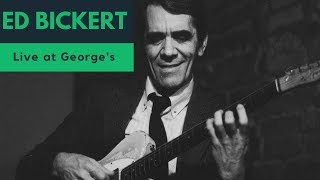 Ed Bickert 🎧 Live at George's ♠ Jazz Guitar 1975 LP Full Album