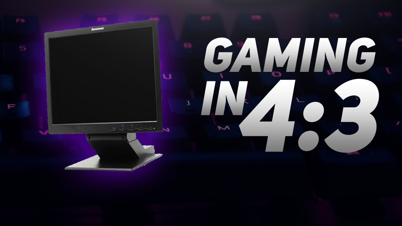 Modern gaming on 9:9 monitor!