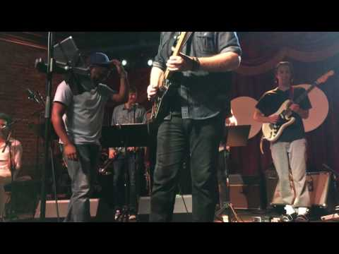Peg  Soulive Featuring Antwuan Stanley,  The Snarky Puppy Horns, and Lawrence