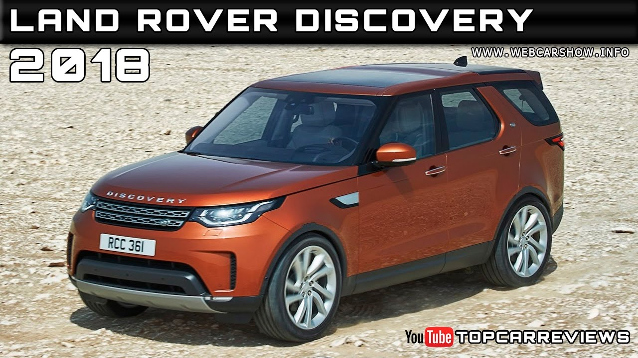 2018 land rover discovery review rendered price specs release date youtube. Black Bedroom Furniture Sets. Home Design Ideas