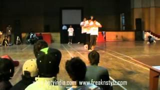 BOTY India 2012 Freak N Stylz Crew Showcase