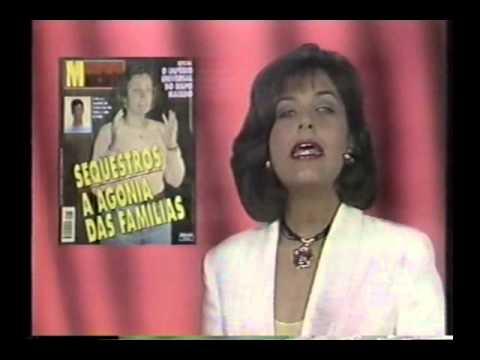 Intervalo comercial Tv Manchete 1995