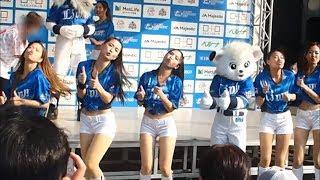 2018.8.4 大塚愛「さくらんぼ」でアレ(友情出演:ファイターズファンのお姉さん)