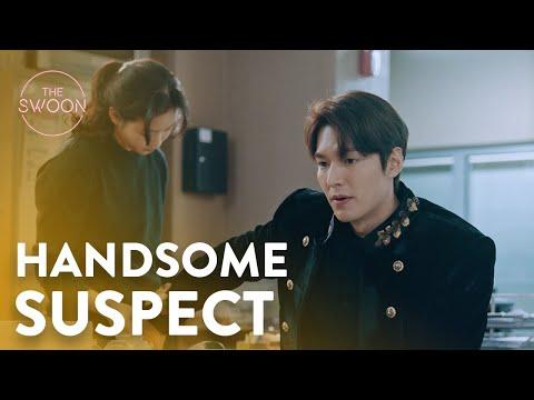 Bratty king Lee Min-ho and tough detective Kim Go-eun | The King: Eternal Monarch Ep 2 [ENG SUB]