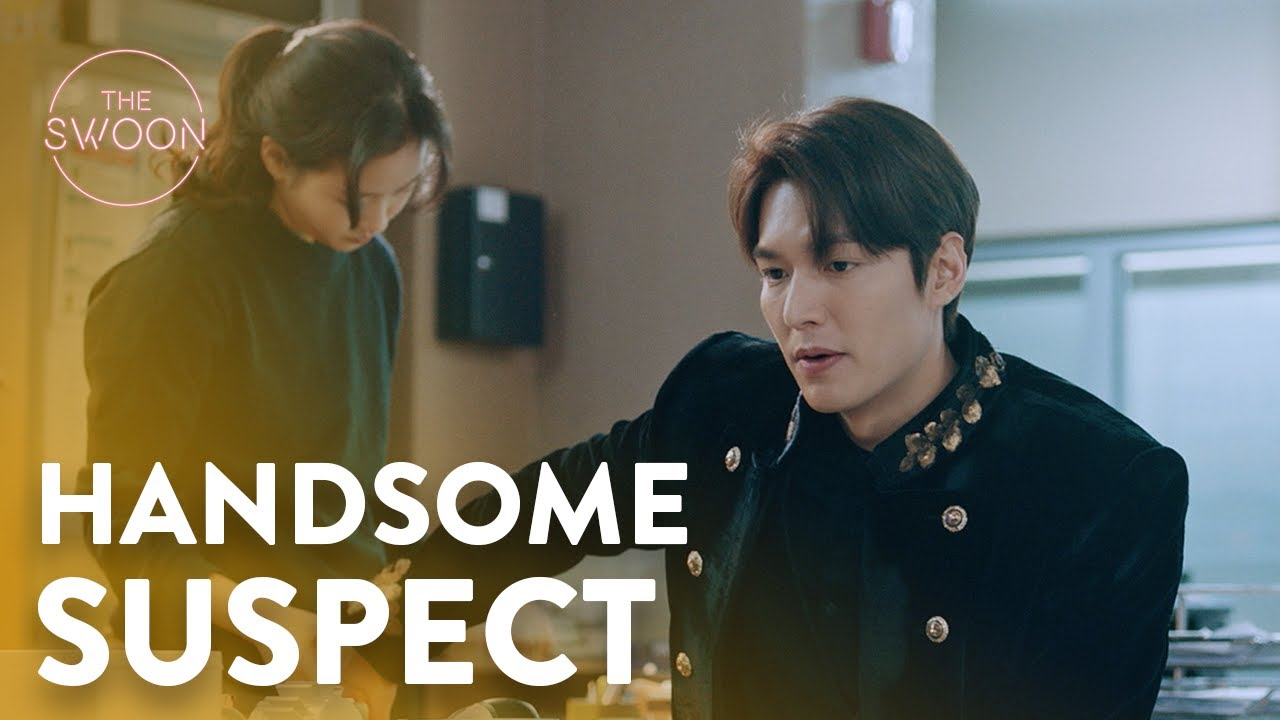 Bratty king Lee Min-ho and tough detective Kim Go-eun | The King: Eternal Monarch Ep 2 [ENG SUB]