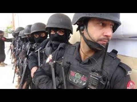 Elite Force special operation  Exercise