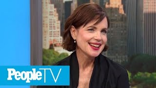 Elizabeth McGovern On Her Upcoming Roles In 'The Chaperone' & The 'Downton Abbey' Movie | PeopleTV