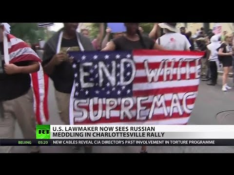 Counter Protesters Outnumber Alt-Right at DC Rally