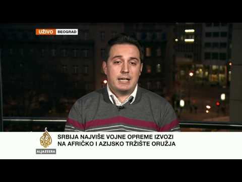 Marko Savković o fabrici složenih borbenih sistema - Al Jazeera Balkans