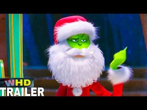 The Grinch  Trailer #2  Scott Mosier, Yarrow Cheney, Benedict Cumberbatch, 2018  Tw Trailer World