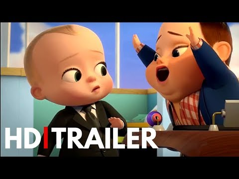 Watch The Boss Baby  Back In Business #1 - Official New Trailer HD