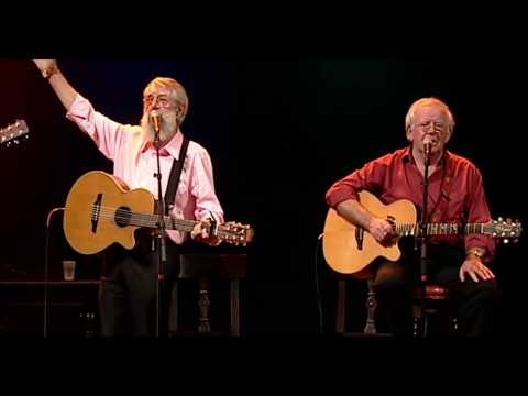 The Irish Rover - The Dubliners (40 Years - Live From The Gaiety)