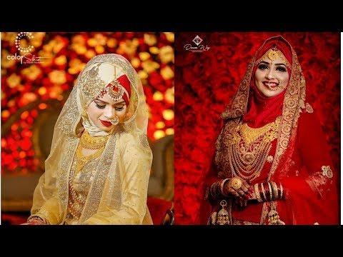 #Beautiful Muslim Wedding Image Collection //Wedding Hijab Ideas/#Hijab#muslim#wedding#jilbab