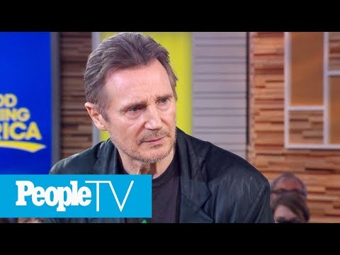 Liam Neeson Says 'I'm Not A Racist' While Addressing Comments About Killing A Black Man | PeopleTV