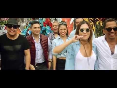 """VIDEO CLIP OFFICIAL """"Medley Nueva Version ALBERTO BARROS - Tributo a La Salsa Colombiana 1"""""""