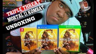 Mortal Kombat 11 Premium Edition Xbox One — buy online and