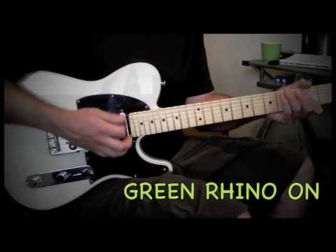 Way Huge Green Rhino Overdrive MKII