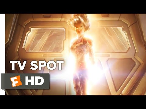 Captain Marvel TV Spot (2019) | 'Born Free' | Movieclips Trailers