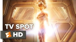 Captain Marvel TV Spot (2019) | 'Born Free'