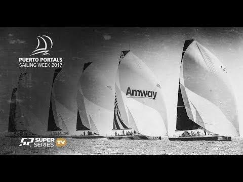 Live TV: Puerto Portals 52 SUPER SERIES Sailing Week 2017 - Day 3 - Race 5