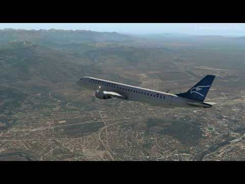 X-Plane 11 - Ortho4XP Bing ZL18 - Podgorica (Montenegro)
