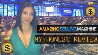 Amazing Selling Machine Review 🧐 (Honest Opinion 2018) 🤷🏻♀️