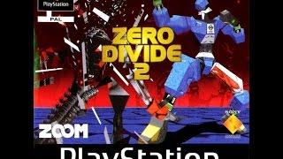 Zero Divide 2 The Secret Wish PS1 720P HD Playthrough with ZERO