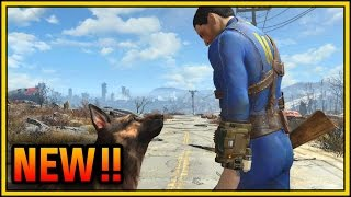 Fallout 4 Gameplay - Graphics Comparison Vs Fallout 3 (Fallout 4 Gameplay Images)