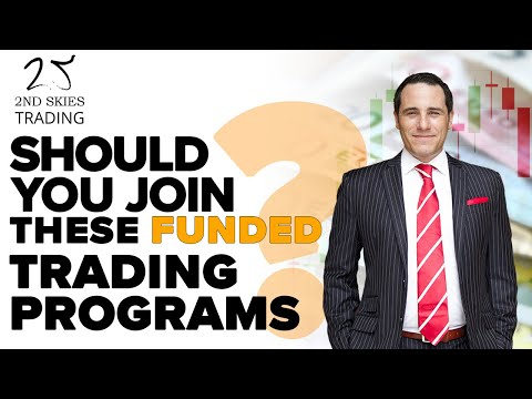 Should You Join These Funded Trading Programs? (Watch This First!)