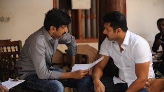 Thani Oruvan Shooting Spot Official Video | Jayam Ravi | Nayanthara | Arvind Swamy