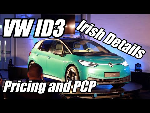 Volkswagen ID.3 prices and finance details revealed - new charging methods
