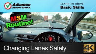Changing Lanes Safely