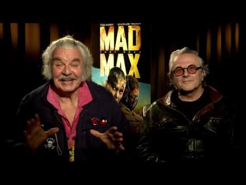 Don't Talk PSA: George Miller and The Toecutter