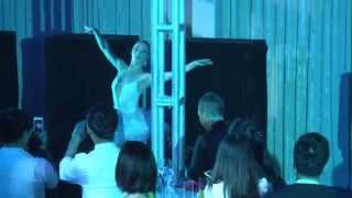 Vispring Luxury Beds x Princess Yachts Launch Party Ballet Dance Performance