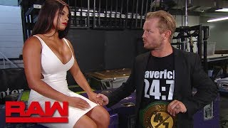 No consummation for Drake Maverick: Raw, July 8, 2019