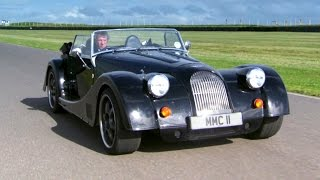 Old Meets New With The Morgan Plus 8 #TBT - Fifth Gear