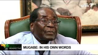 African Perspective: Robert Mugabe's legacy, 11 September 2019