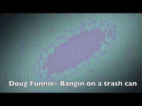 Doug Funnie - Bangin on a trash can