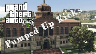 GTA V Pumped Up Kicks (Foster The People)