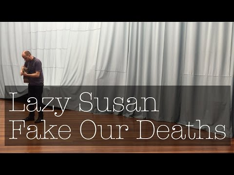 Fake Our Deaths - Lazy Susan - Live @ UTAS Conservatorium Of Music 2016